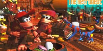 The RetroBeat: I'm finally ready to appreciate Donkey Kong Country 2