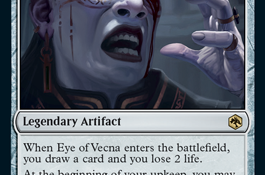 Vecna lives! Watch the lich god come to life in Magic: The Gathering — Arena