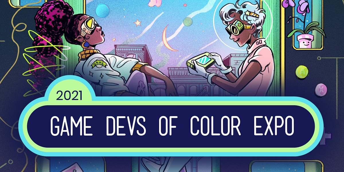 Game Devs of Color Expo is coming in September.