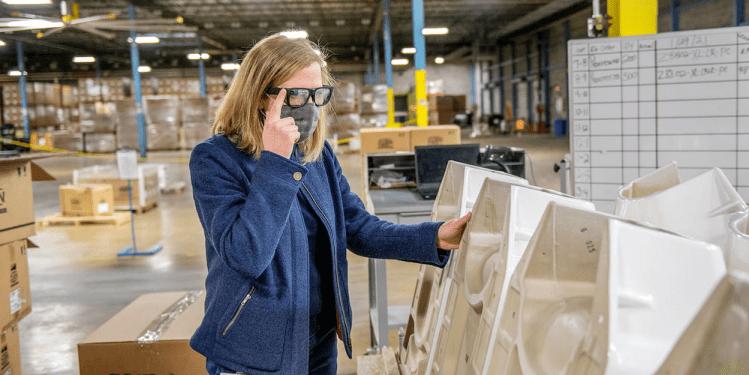 Google Glass for Enterprise edition