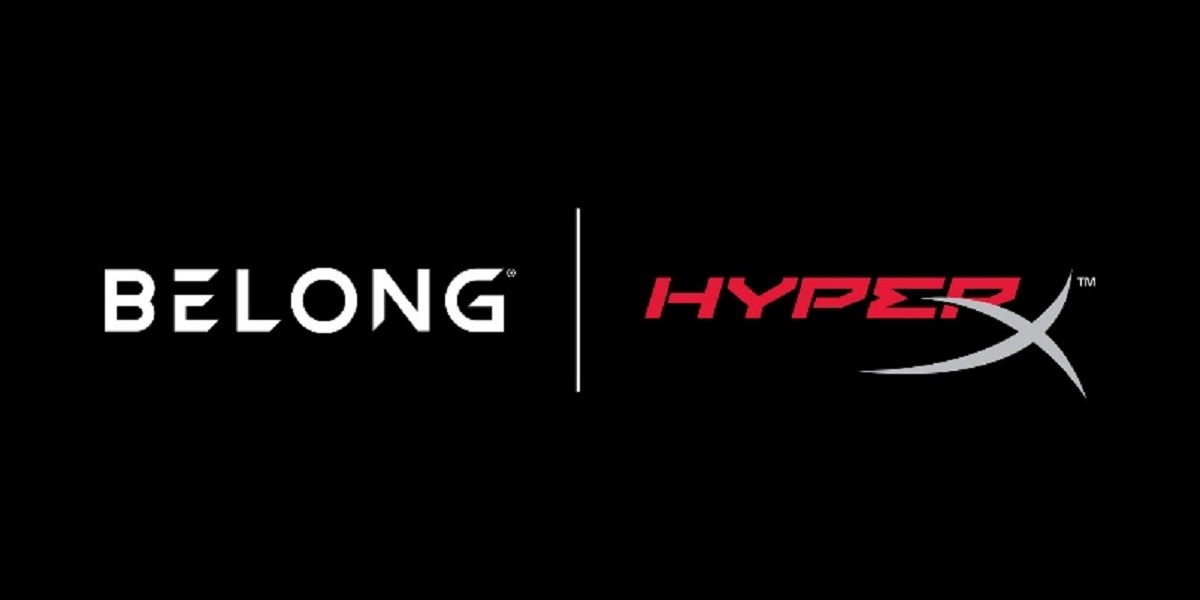 HyperX will provide gaming peripherals to Beyond Gaming Arenas.