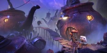 EA Original Lost in Random launches September 10
