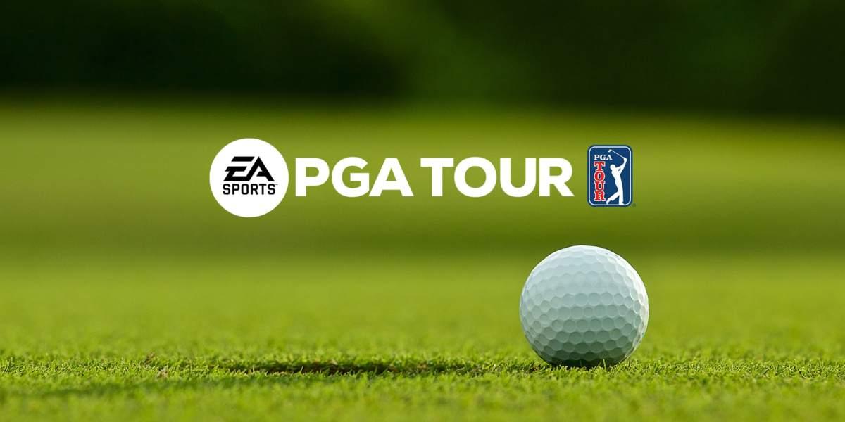 EA Sports PGA Tour.