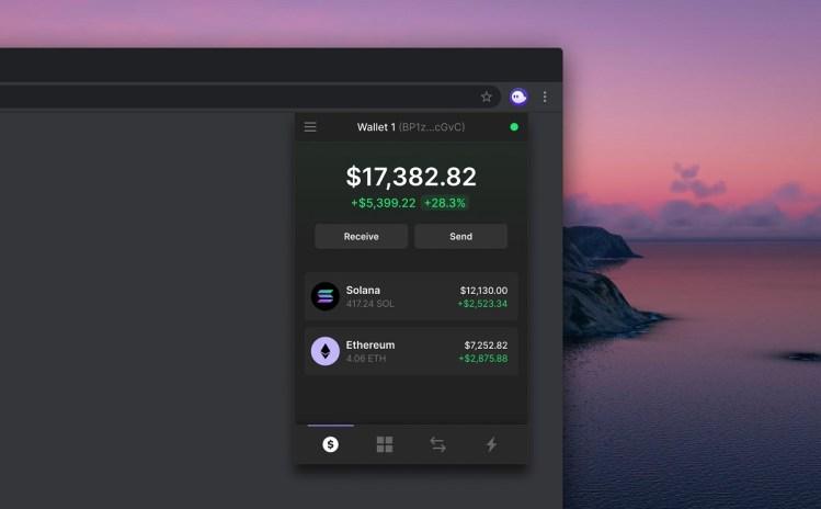 Phantom has raised $9 million for its crypto wallet.