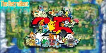 The RetroBeat: How Pokémon is celebrating its 25th anniversary