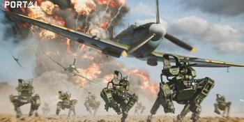 EA reveals crazy Battlefield: Portal sandbox mode for Battlefield 2042