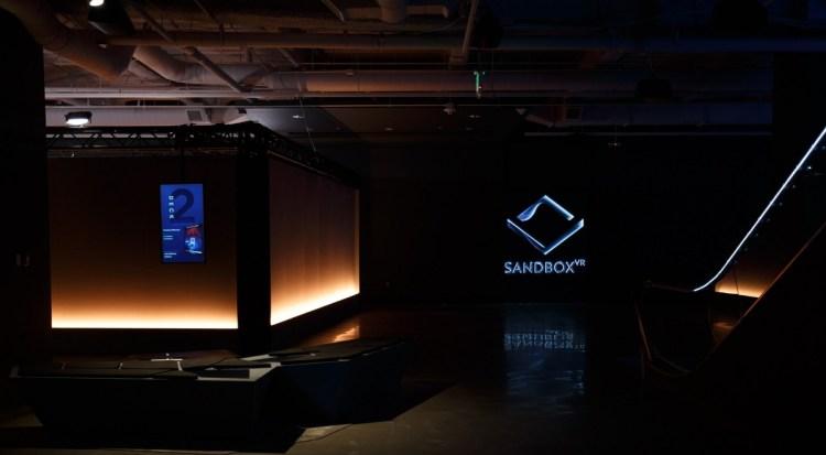 Sandbox VR comes back to life.