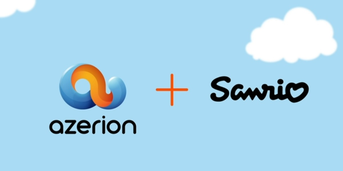 Azerion and Sanrio have teamed up on HTML5 games.
