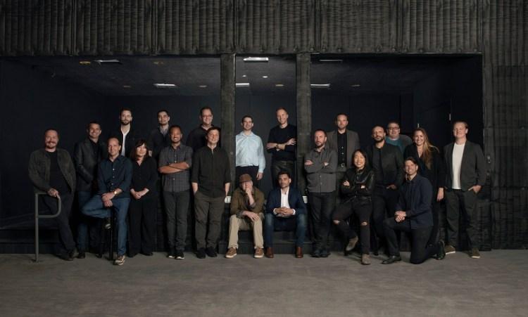 Smilegate's That's No Moon Entertainment team.