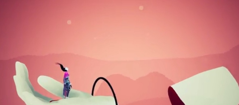 Annapurna's Solar Ash is an action platformer in a dreamscape 1