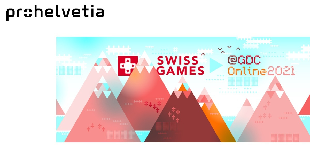 SwissGames is promoting indie game titles from Switzerland.