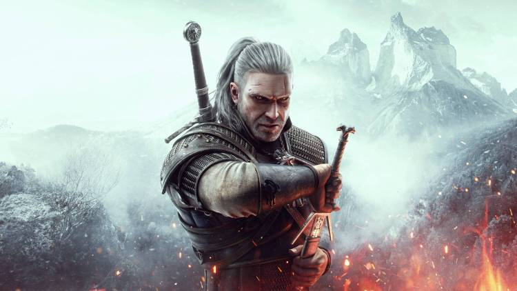 Geralt is coming to the new consoles later in 2020.