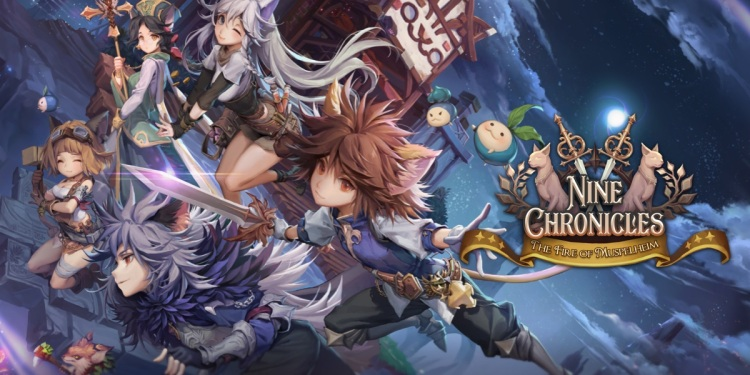 Nine Chronicles is a decentralized RPG.