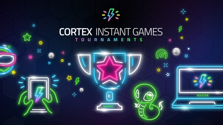 The Cortex Instant Games Tournament platform.