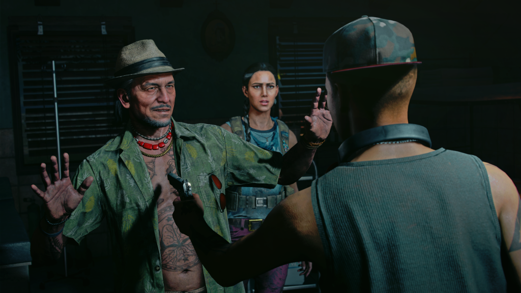 Juan Cortez is an interesting character in Far Cry 6.