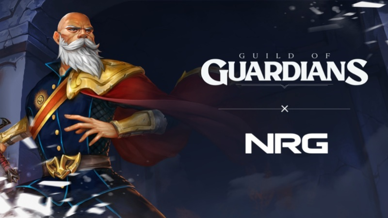 Guild of the Guardians has teamed up with NRG.