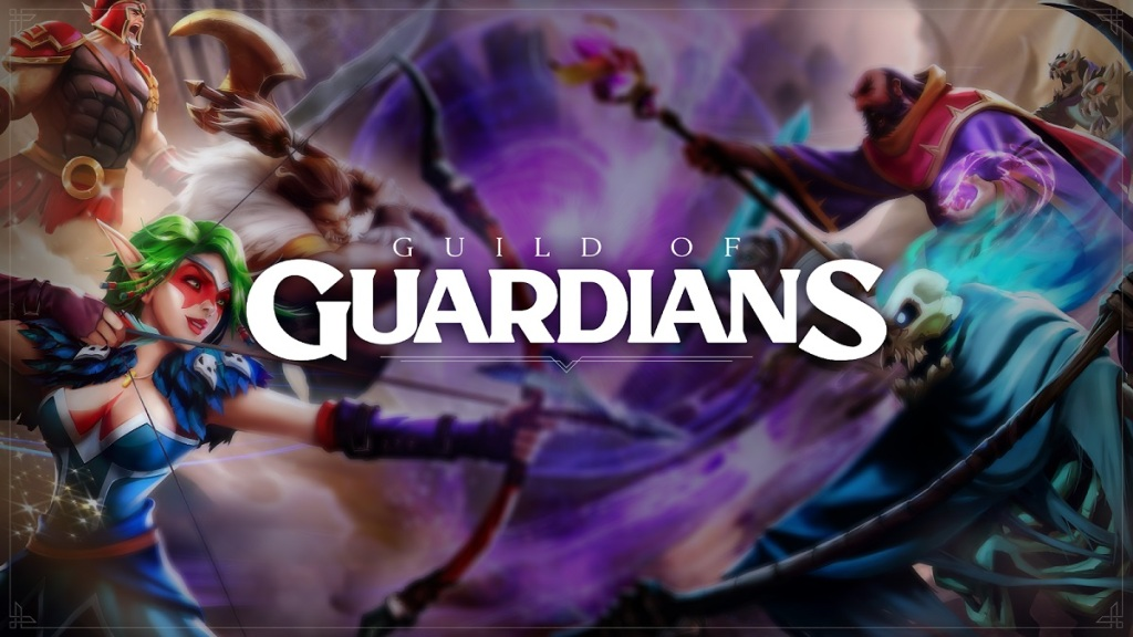 Guild of the Guardians is an NFT collectible game.
