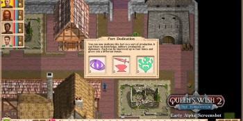Spiderweb Software launches Kickstarter for Queen's Wish 2: The Tormentor
