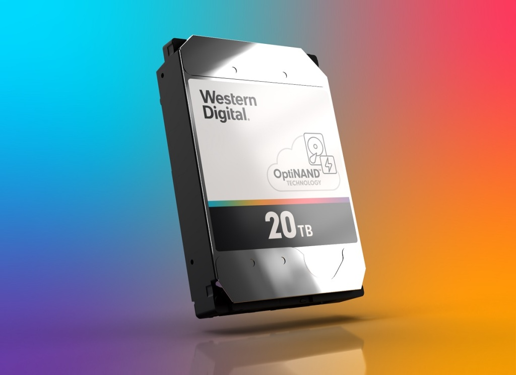 WD mingles flash memory and hard drive in a single storage device   VentureBeat