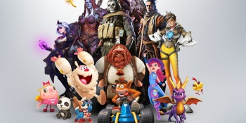 Activision Blizzard reports 20 people have exited company and 20 more disciplined