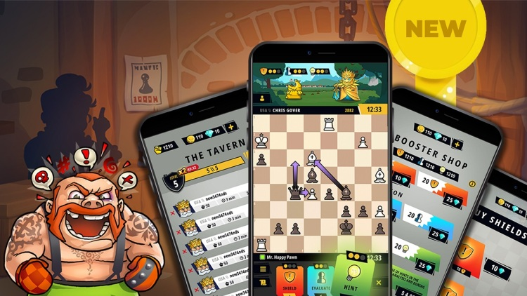 Chess Universe is designed to be accessible.