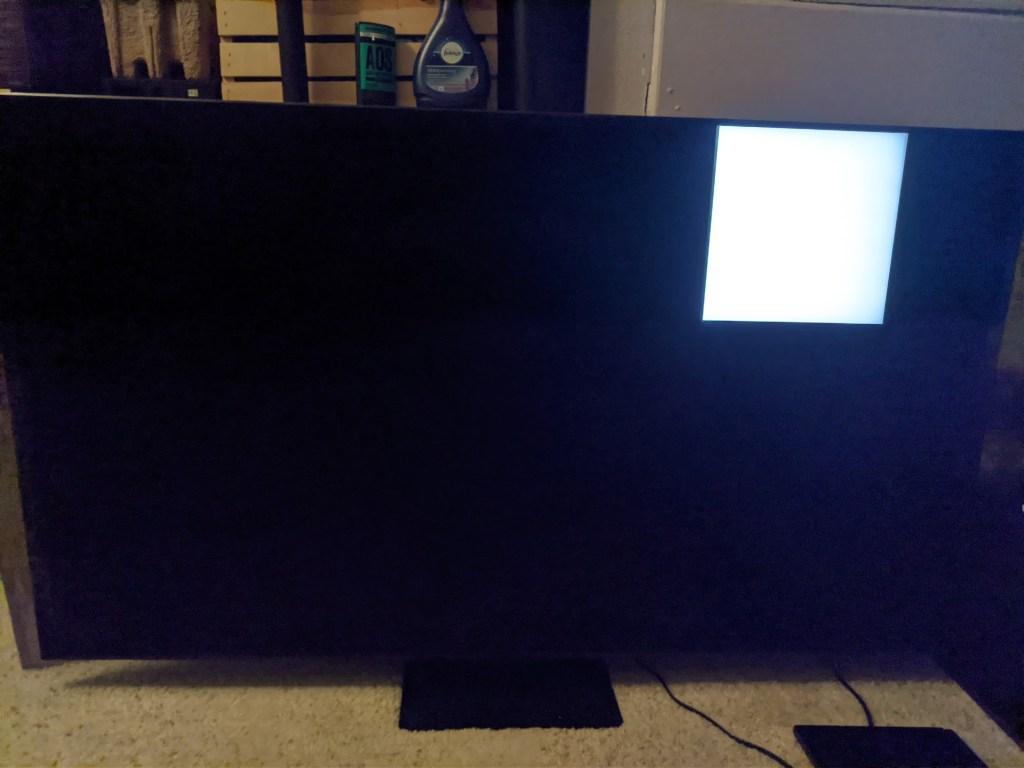 Samsung Neo QLED QN90A TV