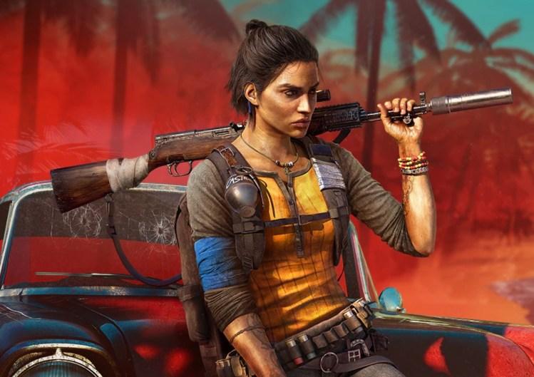 You play as Dani Rojas, a guerilla fighter, in Far Cry 6.