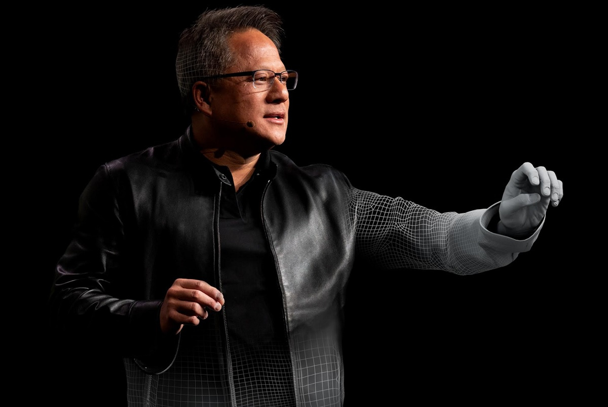 Nvidia CEO Jensen Huang named one of Time's most influential people