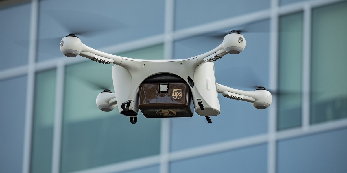 Matternet drones can carry COVID-19 vaccines.