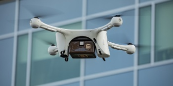 UPS uses Matternet drones to deliver COVID-19 vaccines
