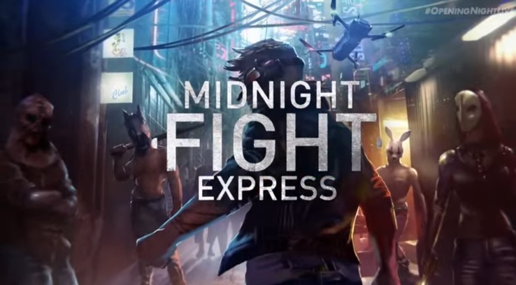 Midnight Fight Express is being built by a solo dev.