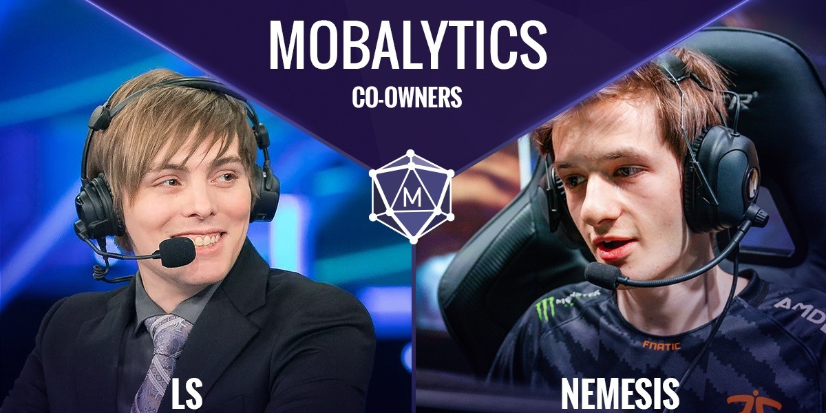 Mobalytics has teamed up with LS and Nemesis.