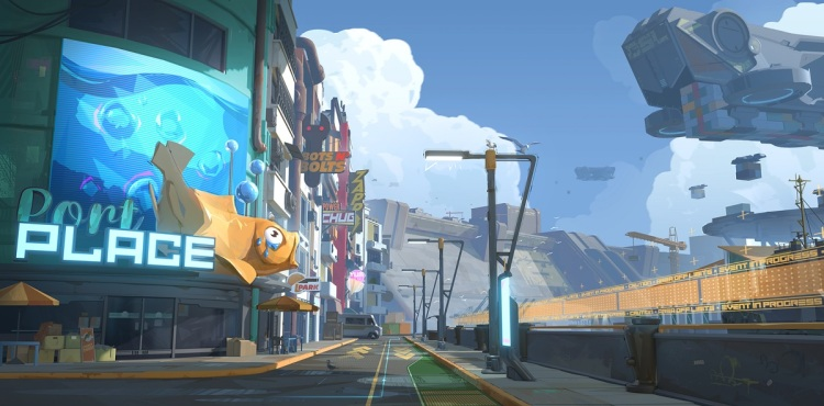 Mountaintop revealed its first concept art for its game.