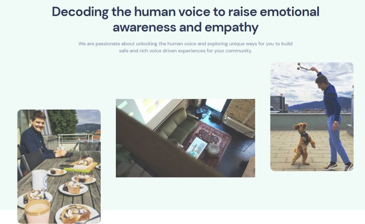 OTO can detect emotion and empathy in speech.