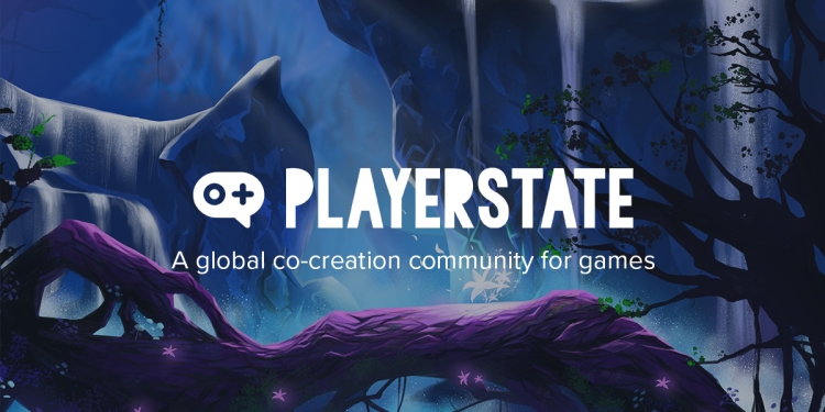 Playerstate is a co-creation community for games.