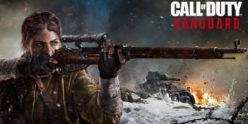 Call of Duty: Vanguard reveals a sniper's survival skills at Gamescom's opening night