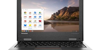 Time to upgrade your laptop? Consider this refurbished Chromebook by Lenovo