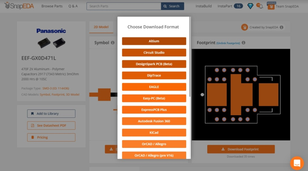 SnapEDA helps manufacturers find alternate chips in the semiconductor shortage