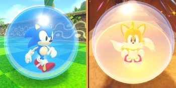 Sonic and Tails spin their way to Super Monkey Ball: Banana Mania