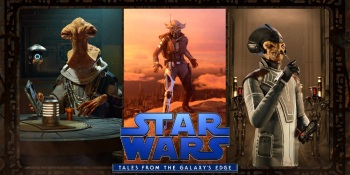 Star Wars: Tales From the Galaxy's Edge — Last Call is coming this fall to Oculus Quest