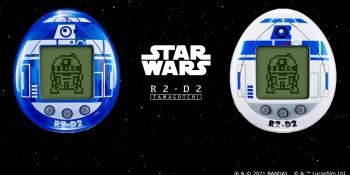 Beep-Beep: Bandai Namco is launching a Star Wars R2-D2 Tamagotchi