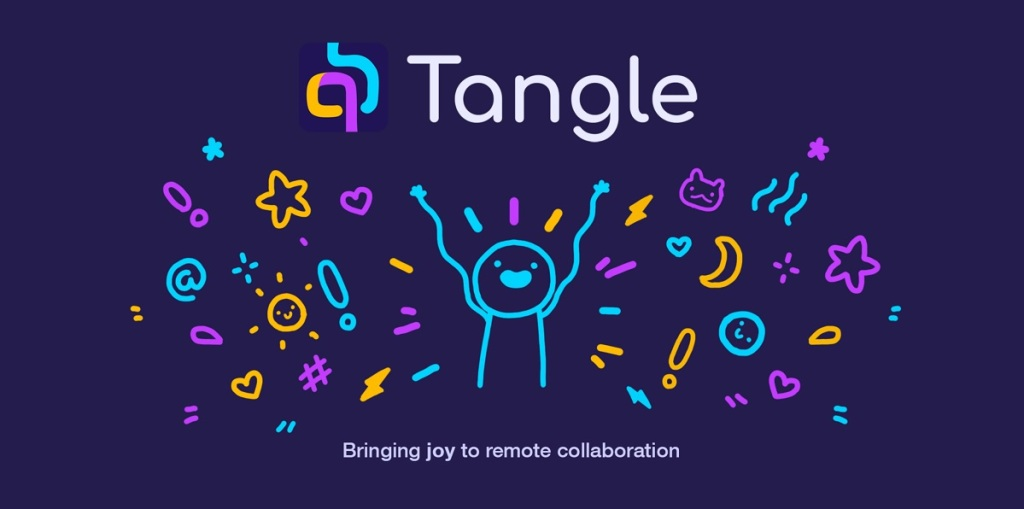 Tangle aims to bring joy to remote work.