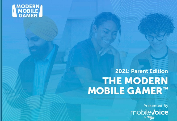 U.S. mobile gaming parents are pretty engaged with games.