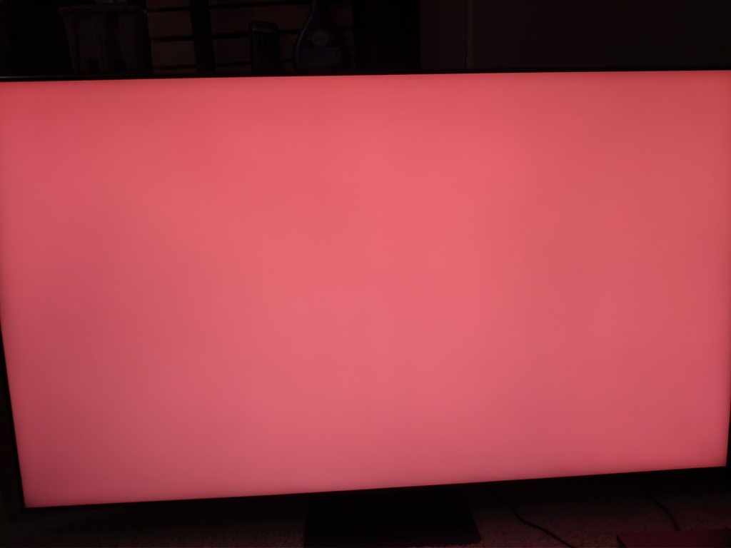 uniformity Samsung Neo QLED QN90A TV review -- Bright and beautiful mini LEDs