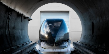 Virgin Hyperloop explains how its pods will connect cities at 670 mph