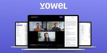 Virtual meeting platform Vowel raises $13.5M