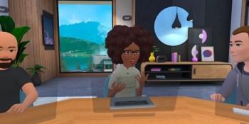 Facebook unveils Horizon Workrooms for remote coworking in VR