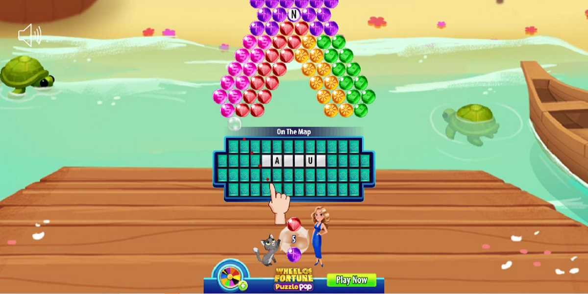 An example of a playable ad.