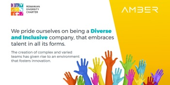 Amber joins Diversity Charter to make game development more inclusive