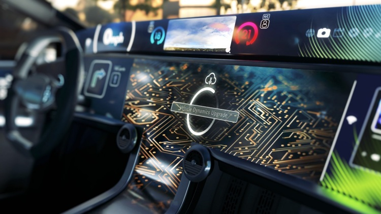 Software-defined cars are loaded with electronics.